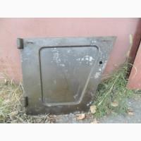 Оригинальные двери на ГАЗ 69