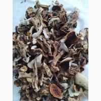 Сушені гриби з печі