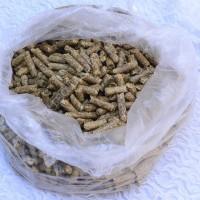 Гранулированный пшеничный отруб 100%
