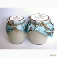 Натуральное кокосовое масло оптом и в розницу от 270 грн/л
