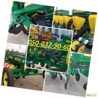 Универсальная пневматическая сеялка Harvest 560 - предназначенная для точного посева