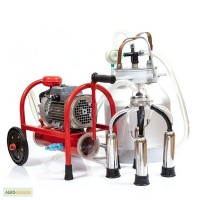 Доильный аппарат Буренка 1 нерж 3000 об/мин
