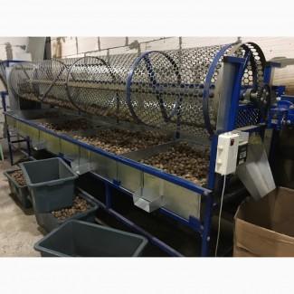 Срочно продам линию по переработке грецкого ореха
