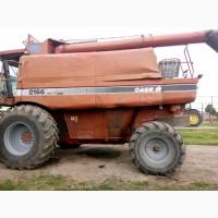 Комбайн зерноуборочный Case2166