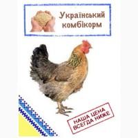 Комбікорм для курей несучок ПК 3-4