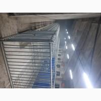 Реконструкція та будівництво свинарників