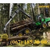 Услуги лесовоза-манипулятора, Волынь, Ровно, Закарпатье