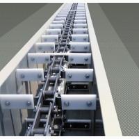 Ланцюговий скребковий транспортер