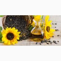 Олія соняшникова ( налив / рафінована)