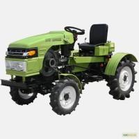Мини-трактор Мототрактор DW184CX (4х4, ГУР) Гарантия от завода ДТЗ