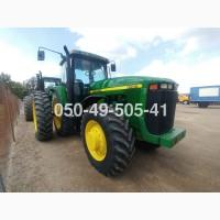 7175 м.ч. Американский трактор Джон Дир John Deere 8300