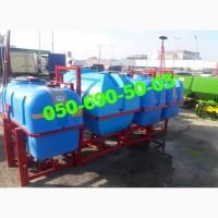 Опрыскиватели ОП-600/800/1000 для химической обработки растений, внесение жидких удобрений