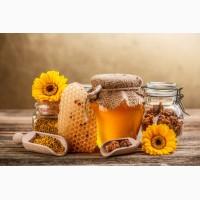 Продам мед натуральний