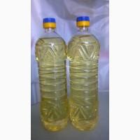 Масло подсолнечное раф.дез фасовка 1, 3, 5л налив по Украине на Экспорт