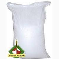 Соль1 и 3 помол в полипропиленовом мешке 30 кг «Беларуськалий»