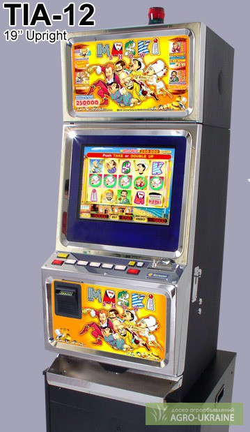 Продаем игровые аппараты б.у игровые аппараты бесплатно клубничкин