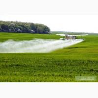 Химическая обработка полей авиаметодом