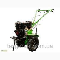 Мотоблок дизельный BIZON 1100AE (6 л.с.) колеса 4.00-10