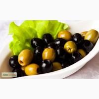 Продам маслины, оливки, ананасы