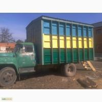 Пчелопавильон на 56 семей