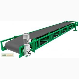Транспортер для семечек мусор строительный с погрузкой транспортерами