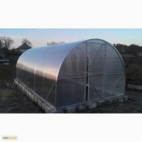 Теплица из поликарбоната 3х6х2.1м