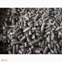 Продам топливные пеллеты гранулы микс из лузги подсолнуха и отходов