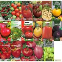 Семена овощей: Томаты (помидоры). Хорошие и необычные сорта