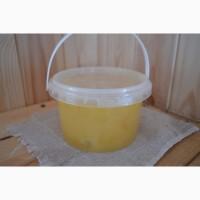 Мед натуральный подсолнух с разнотравьем