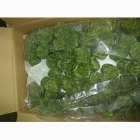 Продам шпинат резанный замороженный Польша