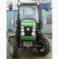 Трактор Zoomlion RK-504 с кабиной и реверсом купить