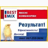 Комбикорм BEST MIX - Бест Микс, БМВД BEST MIX - Бест Микс