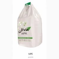NPK с доставкой марки JIVA 13-25-5+10(SO3)+0, 5Zn гранула