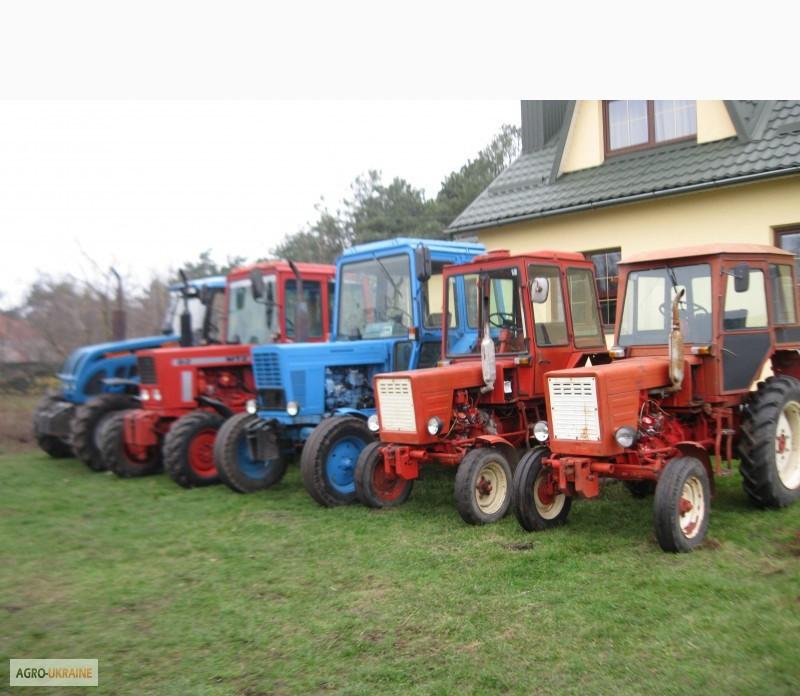Купить трактор МТЗ 80. Б/У или новый. Цены. Фото.