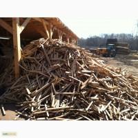 Продам дубовые дрова, обрезки, дубовый горбыль