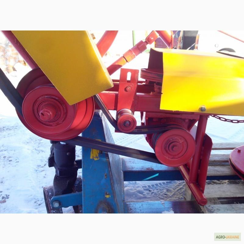 Фото 4. Косилка трех роторная КТР-1.8. Кардан в комплекте