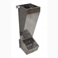Бункерная кормушка- автомат для откорма свиней, свиноматок. 100% нержавейка