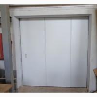 Изготовление, установка и ремонт ворот для складов, ангаров, цехов, паркингов