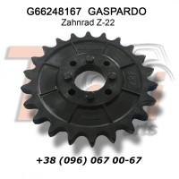 G66248167 Зірочка Z-22 Gaspardo