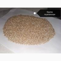 Пшеничная крупа собственного производства