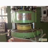Макаронная линия Лихотцки, б/у, производительностью 120-150 кг/час