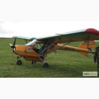Химобработка полей экономично выгодными самолётами