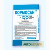 Кормосан - адсорбент Помоги своему животному избавится от микотоксикозов