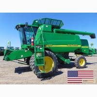 Американский Комбайн зерновой Джон Дир John Deere 9550