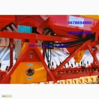 Пневматическая сеялка Mistral4.5D прицепная c внесением минеральных удобрений