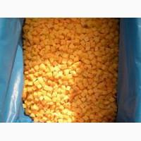 Продам замороженный персик кубик 10х10