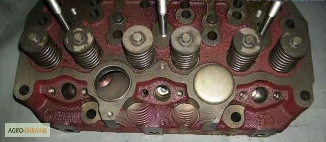 Головка блока цилиндров д-240, д-243 ГБЦ МТЗ
