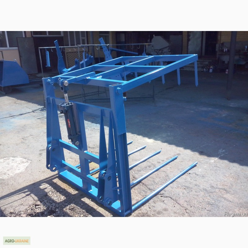 Навеска на МТЗ 82.1 Ковш на трактор цена, фото, где купить.