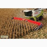 Уборка урожая подсолнечника сои кукурузы комбайнами по Украине