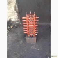 Гидрораспределитель ГА-34000В мускульный(7-секций)